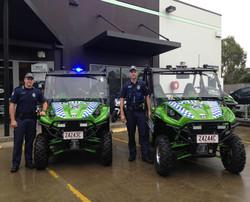 QLD POLICE TERYX