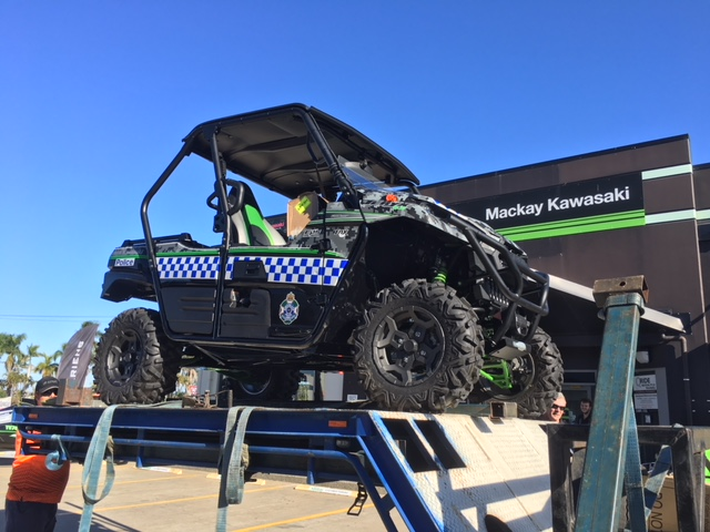 QLD POLICE GOLD COAST UNIT