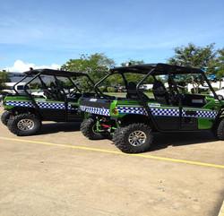 QLD POLICE TERYX 3