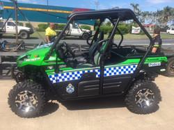 QLD POLICE UNIT