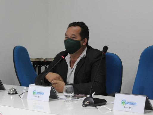 PRESIDENTE DA CÂMARA MUNICIPAL DE MADALENA FAZ BALANÇO DO PRIMEIRO SEMESTRE