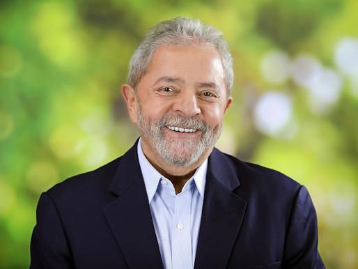 BRASILEIROS APONTAM VITÓRIA DE LULA CASO ELEIÇÕES FOSSEM ESTE ANO, SEGUNDO IPEC