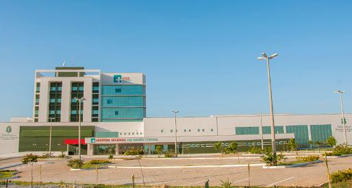 HOSPITAL REGIONAL DO SERTÃO CENTRAL REABRIRÁ ALA DE CAMPANHA DE TRATAMENTO DA COVID-19