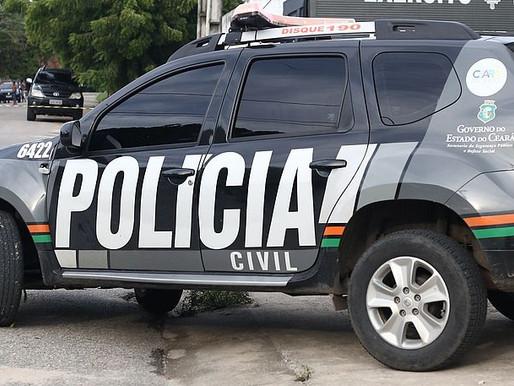 POLÍCIA CÍVIL PRENDEM EM FLAGRANTE AGRICULTOR SUSPEITO DE ESTUPRO EM MOMBAÇA