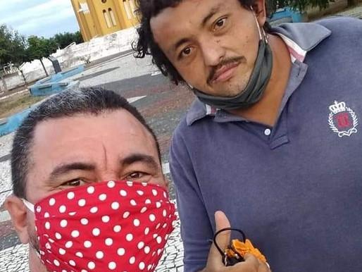 ITATIRENSE DEPOIS DE 30 ANOS REALIZA SONHO DE CONHECER A CIDADE DE MADALENA