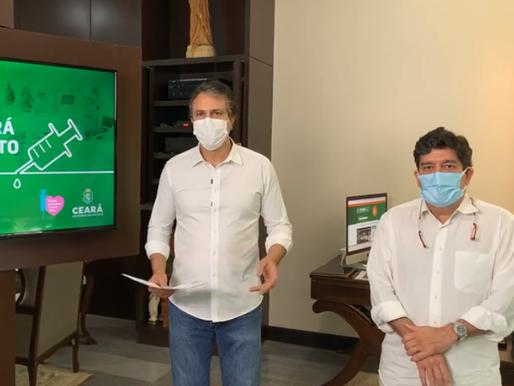 GOVERNADOR PRORROGA DECRETO, MAS LIBERA ATIVIDADES FÍSICAS INDIVIDUAIS EM ESPAÇOS PÚBLICOS