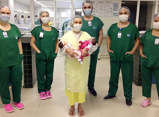 HOSPITAL REGIONAL DO SERTÃO CENTRAL É REFERÊNCIA EM NEONATOLOGIA PARA 20 MUNICÍPIOS