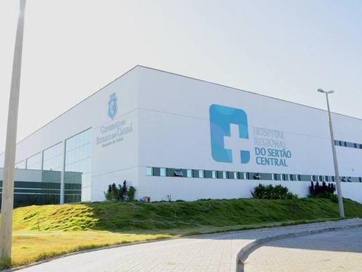 HOSPITAL REGIONAL DO SERTÃO CENTRAL É RECONHECIDO INTERNACIONALMENTE POR QUALIDADE DOS SERVIÇOS