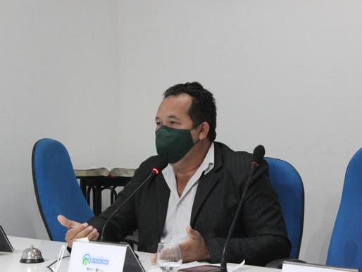 PRESIDENTE DA CÂMARA DE MADALENA LANÇA NOTA DE REPÚDIO CONTRA AS DECLARAÇÕES DO VEREADOR EDNALDO