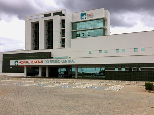 HOSPITAL REGIONAL DO SERTÃO CENTRAL (HRSC), CONTARÁ COM O PROGRAMA DE RESIDÊNCIA MÉDICA
