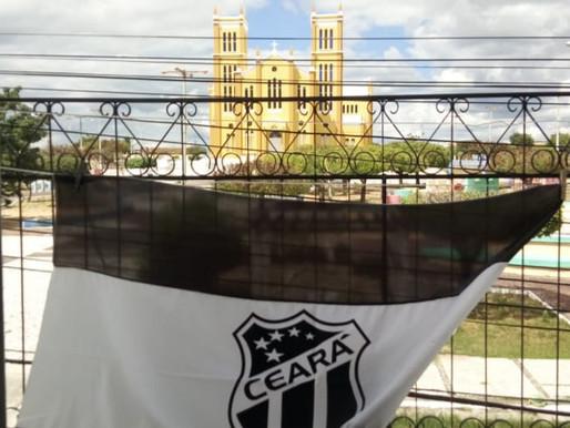 CEARÁ SPORTING CLUB FUNDA CONSULADO EM MADALENA-CE