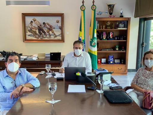 NOVO DECRETO NO CEARÁ AMPLIA TOQUE DE RECOLHER, AGORA SÃO AS 20 HORAS