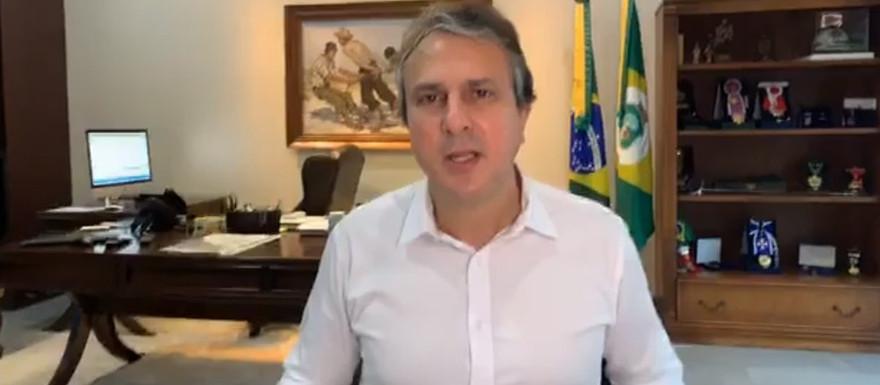 GOVERNO DO CEARÁ ANUNCIA PLANOS PARA ECONOMIA EM PERÍODO DE PANDEMIA.