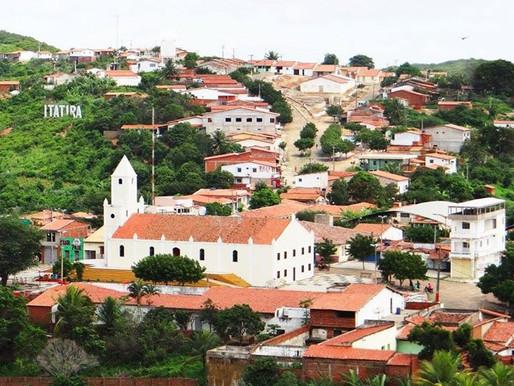 ITATIRA DISPONIBILIZA O DISK CORONAVÍRUS PARA A POPULAÇÃO (85) 99812-2352/ (85) 98184-3253.