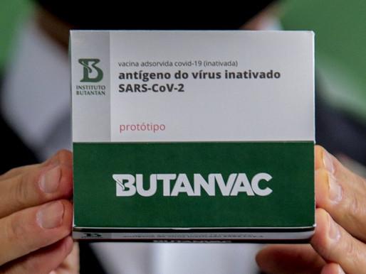 ANVISA APROVA INÍCIO DE TESTES DA NOVA VACINA BUTANVAC EM HUMANOS