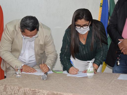 APÓS AÇÃO DO MPCE, JUSTIÇA ELEITORAL CASSA DIPLOMAÇÃO DE PREFEITA DE MADALENA