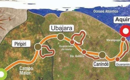 RALLY PIOCERÁ 2021 CHEGA AO SERTÃO CENTRAL, ITATIRA E CANINDÉ RECEBERAM EVENTO