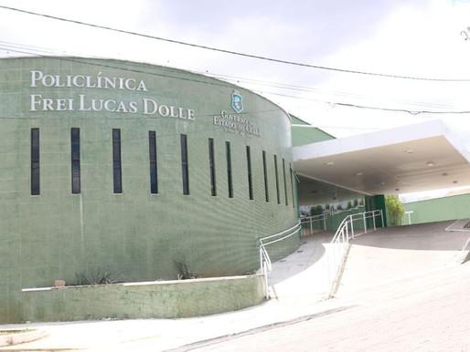 POLICLÍNICA DE CANINDÉ RECEBE NOME DE FREI LUCAS DOLLE