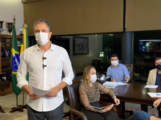 CAMILO SANTANA ANUNCIA AUXÍLIO EMERGENCIAL DE MIL REAIS PARA PROFISSIONAIS DO SETOR DE EVENTOS