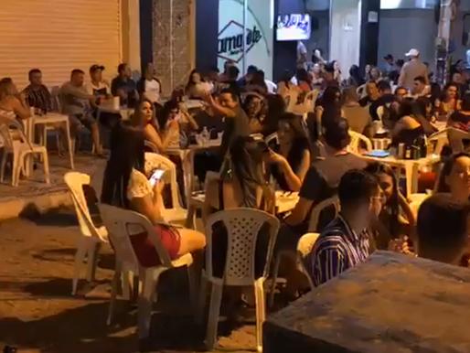 MPCE INGRESSA COM AÇÃO CONTRA ESTABELECIMENTO DE BAR EM BOA VIAGEM QUE DESCUMPRIU NORMAS SANITÁRIAS