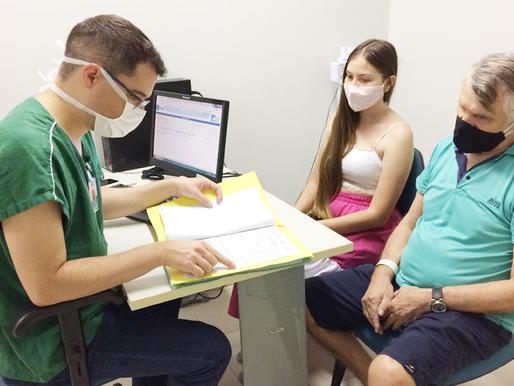 AMBULATÓRIO DO HOSPITAL REGIONAL DO SERTÃO CENTRAL REDUZ RISCOS DE AVC EM PACIENTES APÓS ALTA