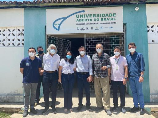 QUIXERAMOBIM TERÁ CURSO GRATUITO DE MEDICINA ATRAVÉS DA UECE