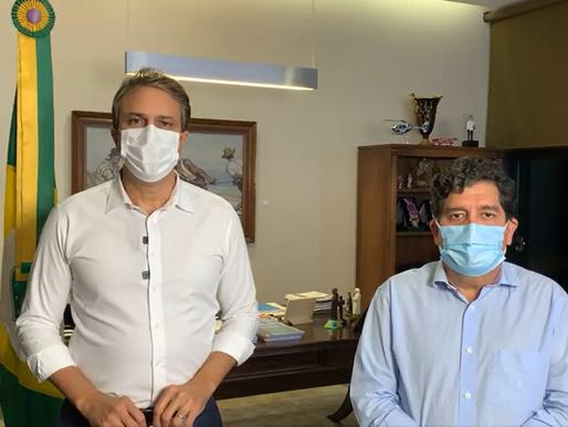 GOVERNADOR CAMILO SANTANA DECRETARÁ LOCKDOWN EM TODO O ESTADO NO SÁBADO