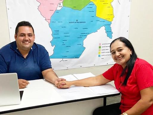JUSTIÇA ELEITORAL ABSORVE VEREADORA ALBA GOMES E EX SECRETÁRIO DE ASSISTÊNCIA SOCIAL DE MADALENA