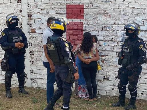 GUARDA MUNICIPAL EVITA SUICIDIO EM CANINDÉ