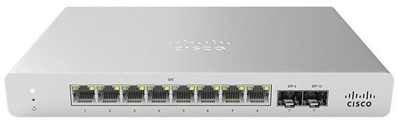 Cisco Meraki 8-port Switch