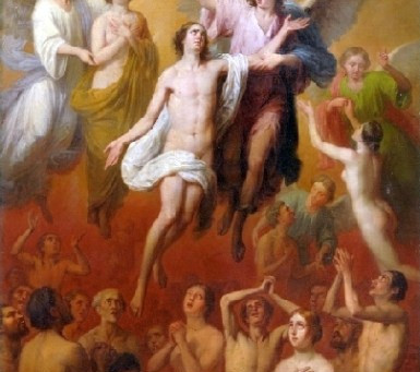 Novena for the Holy Souls in Purgatory Day 3