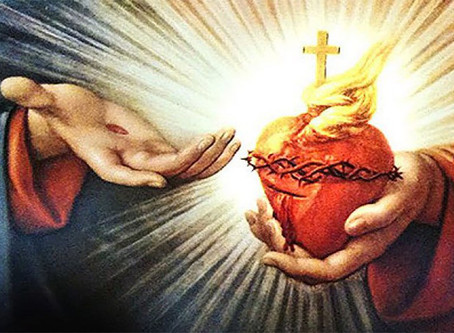Novena to the Sacred Heart of Jesus - Day 3