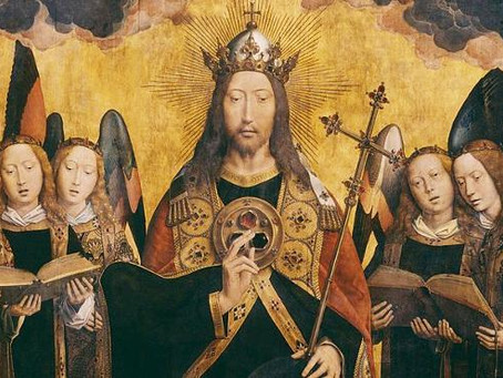 Novena to Christ the King ~ Day 7