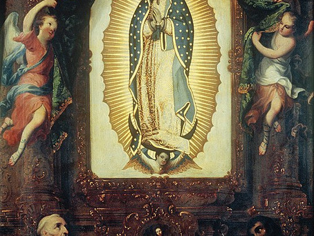 Our Lady of Guadalupe Novena ~ Day 6