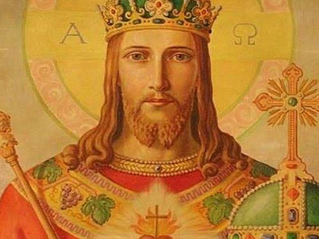 Novena to Christ the King ~ Day 4