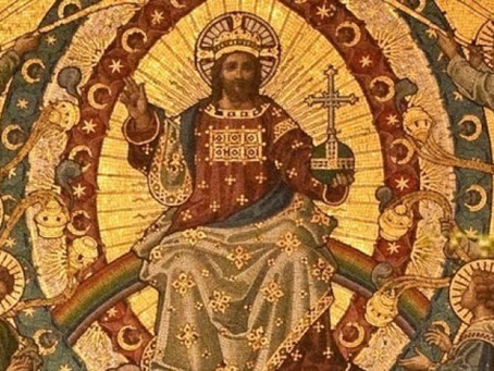 Novena to Christ the King ~ Day 3