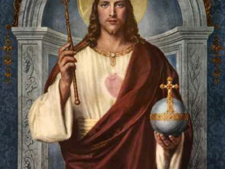 Novena to Christ the King ~ Day 8