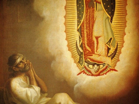 Our Lady of Guadalupe Novena ~ Day 5