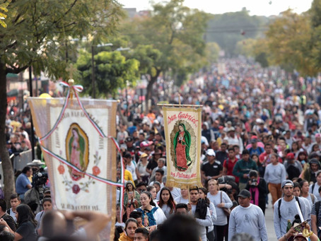 Our Lady of Guadalupe Novena ~ Day 9