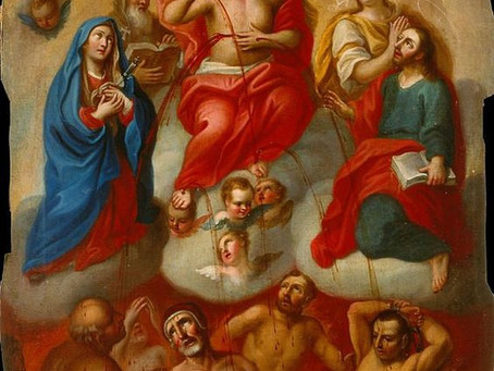 Novena for the Holy Souls in Purgatory Day 8