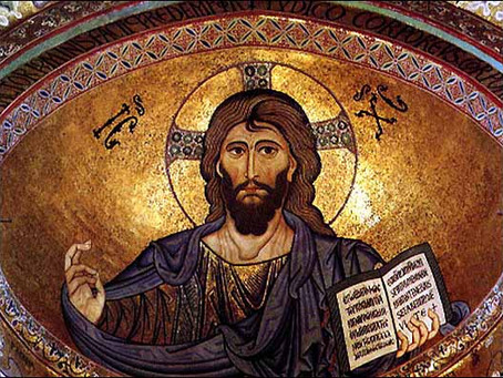 Novena to Christ the King ~ Day 9