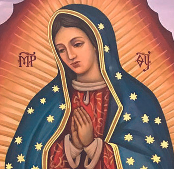 Our Lady of Guadalupe Novena ~ Day 1