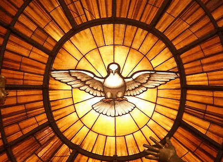 DEKAENA TO THE HOLY SPIRIT: MEDITATION 1