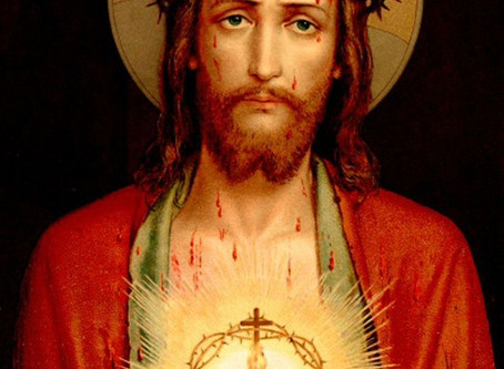 Novena to the Sacred Heart of Jesus - Day 4