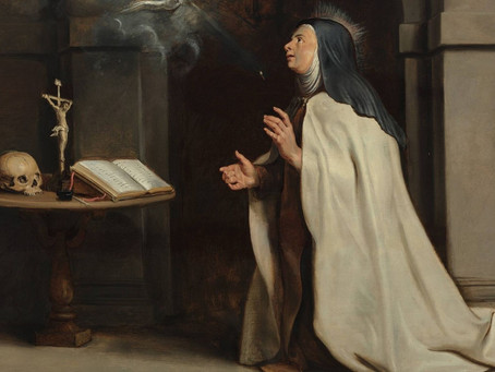 DEKAENA TO THE HOLY SPIRIT: MEDITATION 6