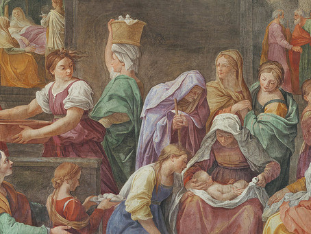 Novena for the Nativity of Our Lady ~ Day 8