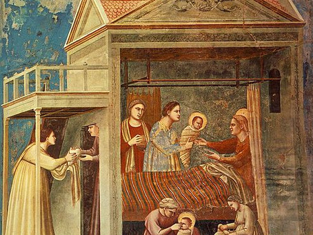 Novena for the Nativity of Our Lady ~ Day 1