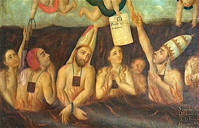 Novena for the Holy Souls in Purgatory Day 9