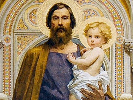 31 Days Devotion to St. Joseph