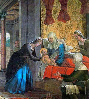 Novena for the Nativity of Our Lady ~ Day 9